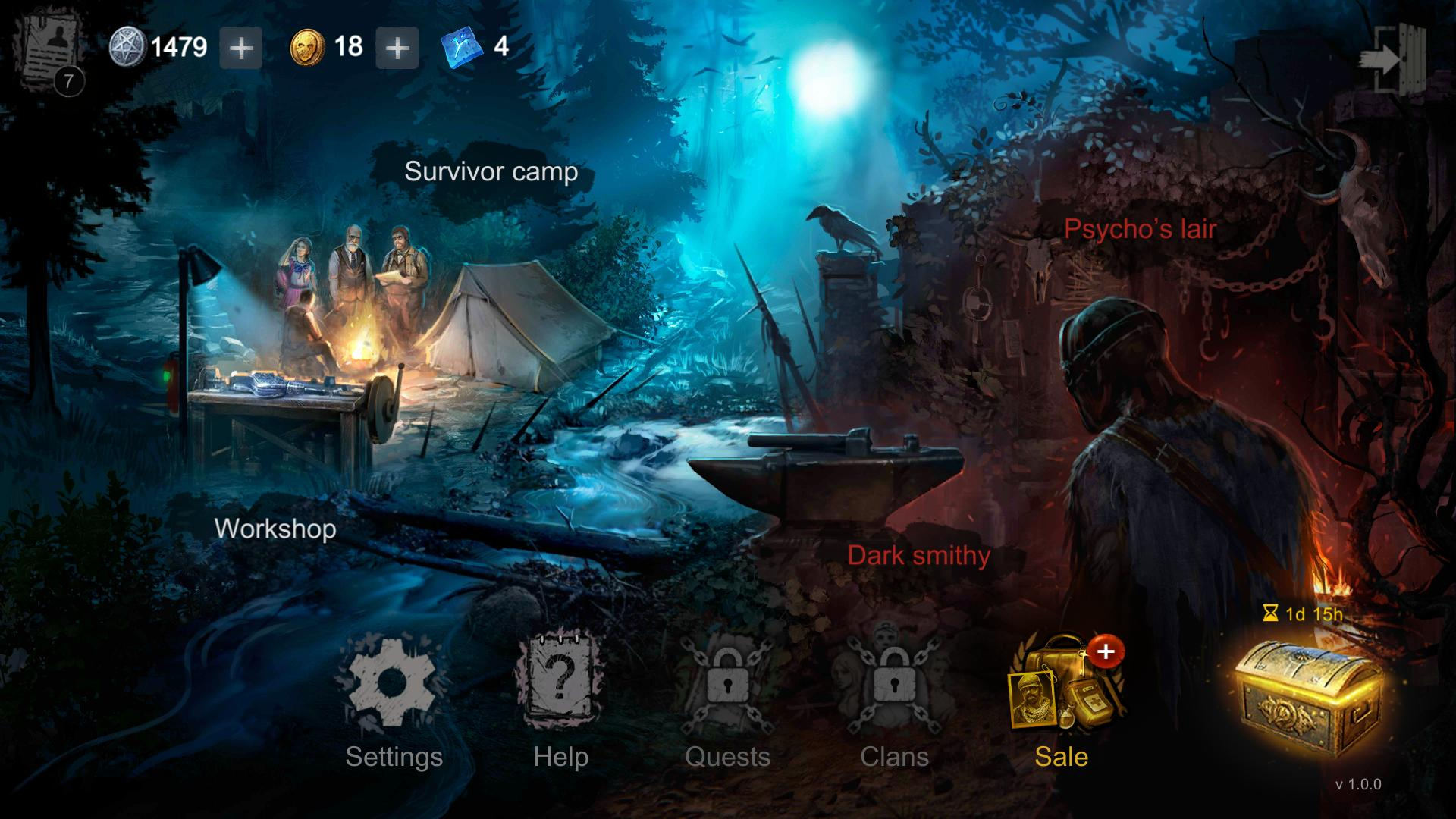 Horrorfield for Android - APK Download
