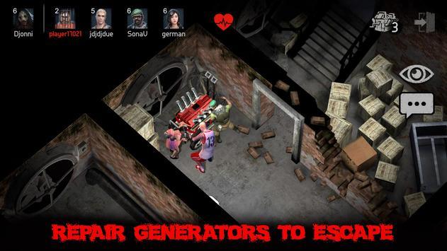 Horrorfield Ekran Görüntüsü 9