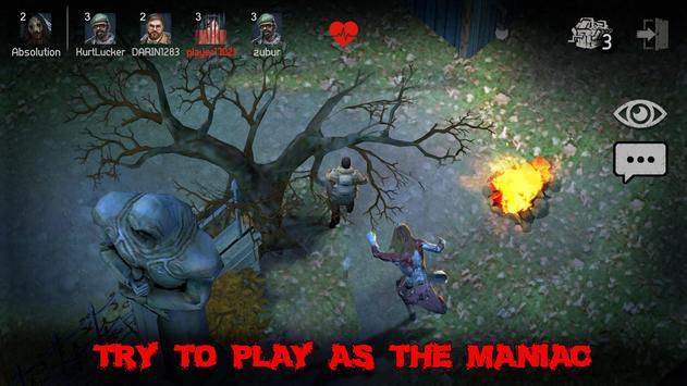 Horrorfield Ekran Görüntüsü 11