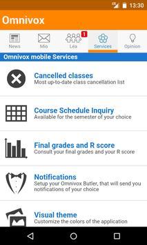 Omnivox imagem de tela 3