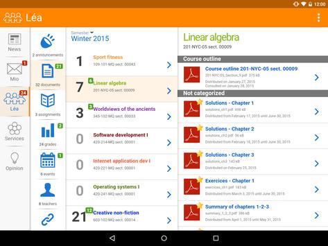 Omnivox imagem de tela 9