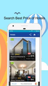 SkyTravel : Search Cheap Booking Ticket screenshot 2