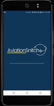 Aviation Snitch poster