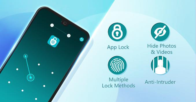 KeepLock - AppLock & Protect Privacy poster
