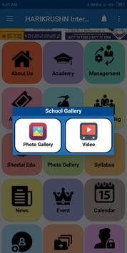 HARIKRUSHN International School screenshot 2