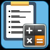 List Calculator icon