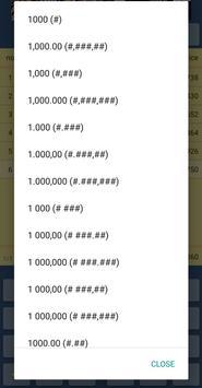 List Calculator screenshot 1
