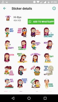 New Most Popular Indian Stickers - WAStickers APP screenshot 6