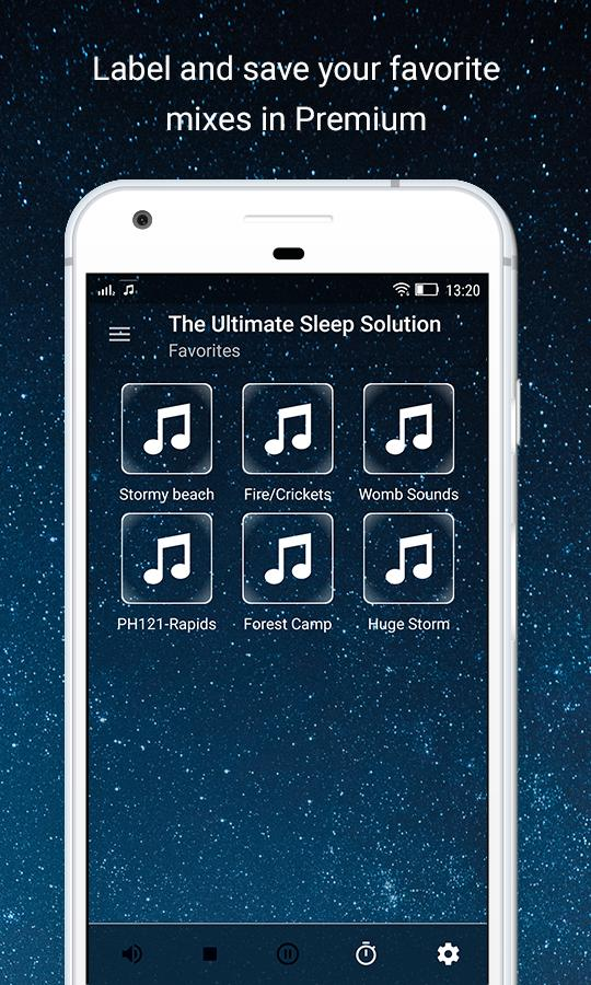 Ultimate Sleep App – Relaxing, Calm Music & Sounds for Android - APK