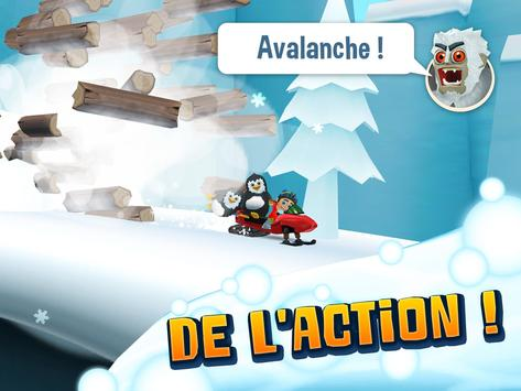 Ski Safari 2 capture d'écran 13