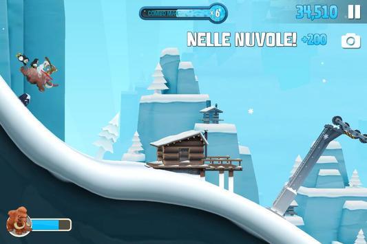 3 Schermata Ski Safari 2