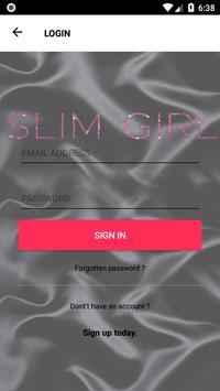 Slim Girl screenshot 2