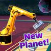 Idle Space Mining - Minería de espacios zen icono