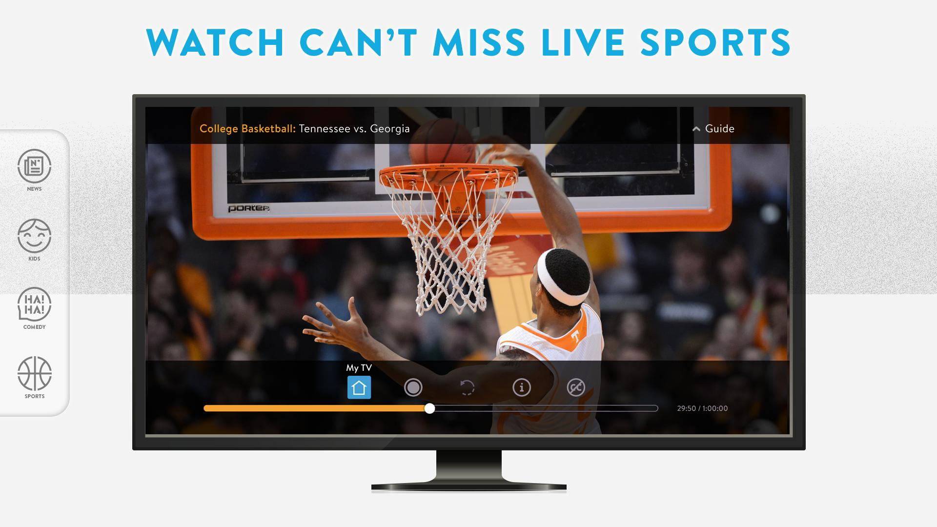 Sling for AirTV Player for Android - APK Download