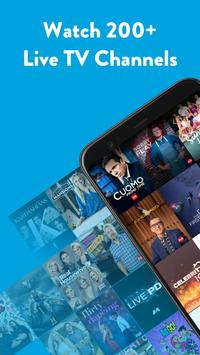 SLING: Live TV, Shows & Movies Affiche