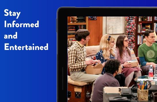 SLING: Live TV, Shows & Movies capture d'écran 10
