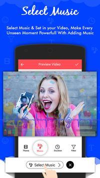 Anniversary Video maker With Music screenshot 5