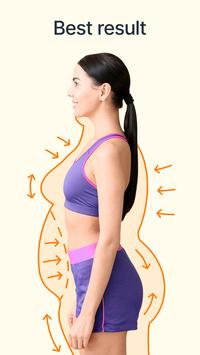 SliimFit: Workout for Women, Lose Weight, Fat Burn スクリーンショット 15