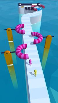 Fun Race 3D постер