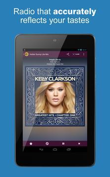AccuRadio screenshot 14