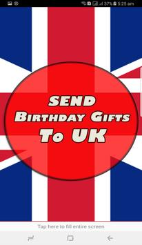 Send Birthday Gifts To UK 1