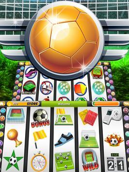 Ultimate Football Slots screenshot 1