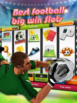 Ultimate Football Slots screenshot 2