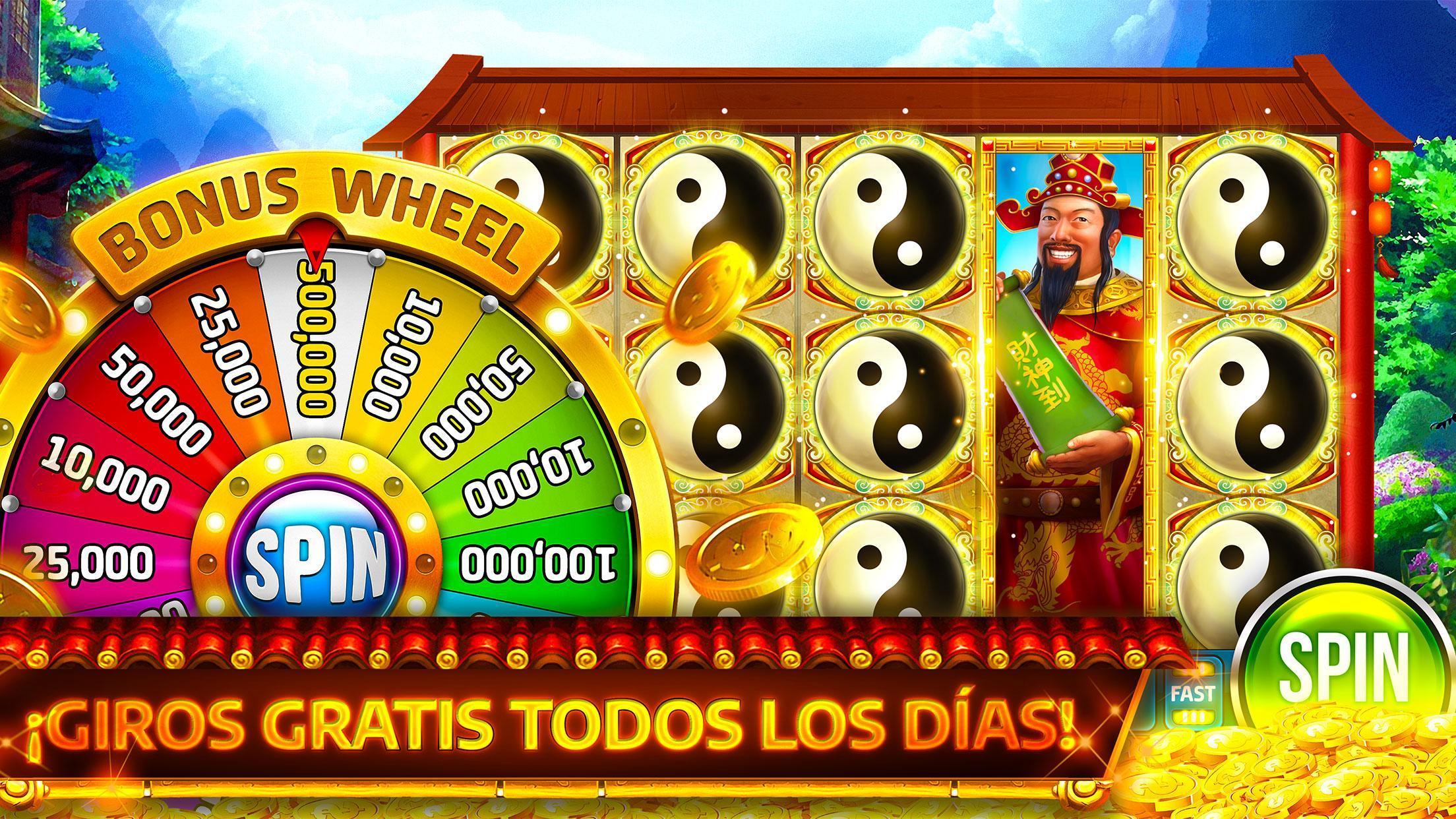 Juegos De Azar Tragamonedas Gratis