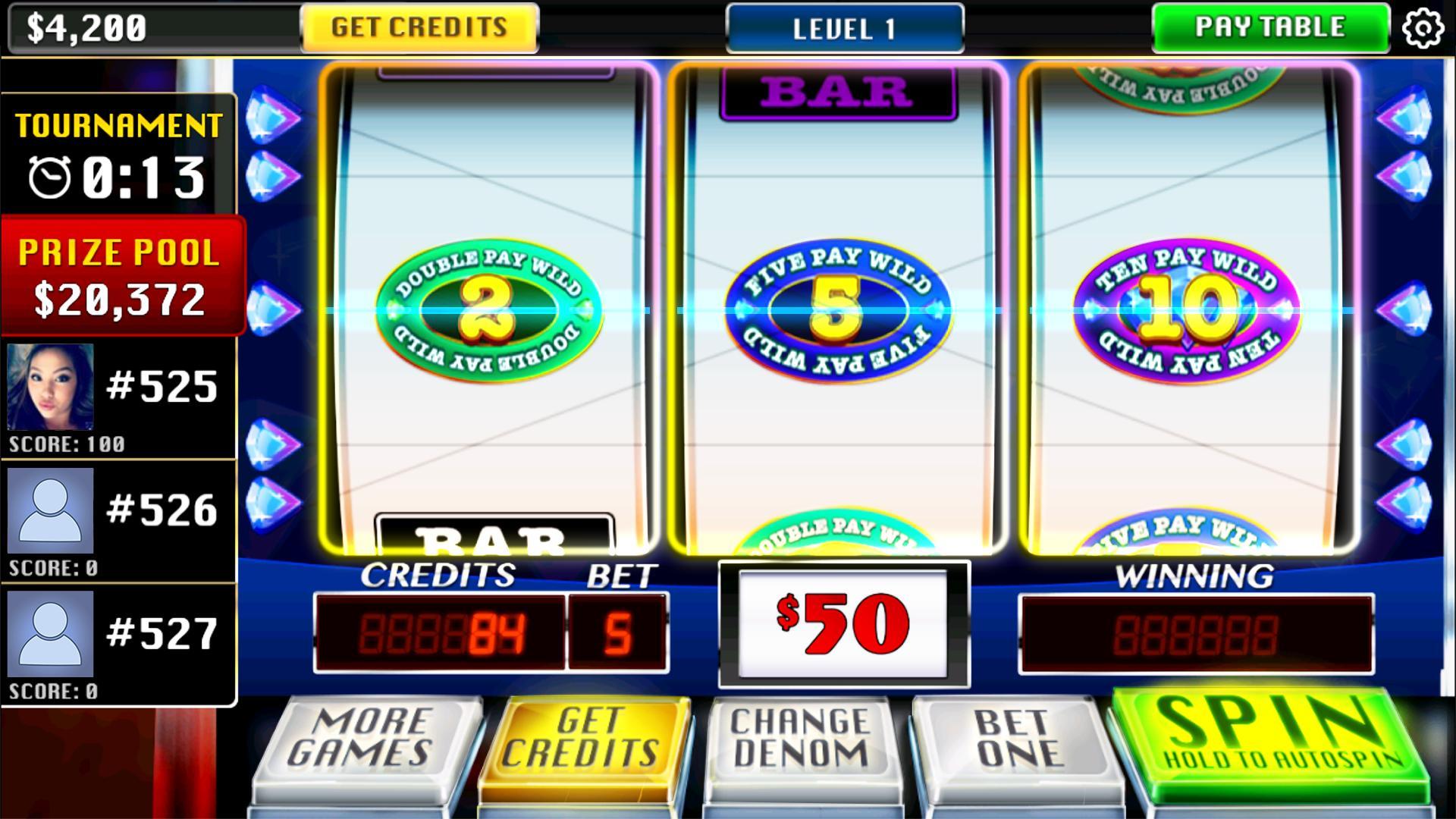 Free Fun Vegas Slots