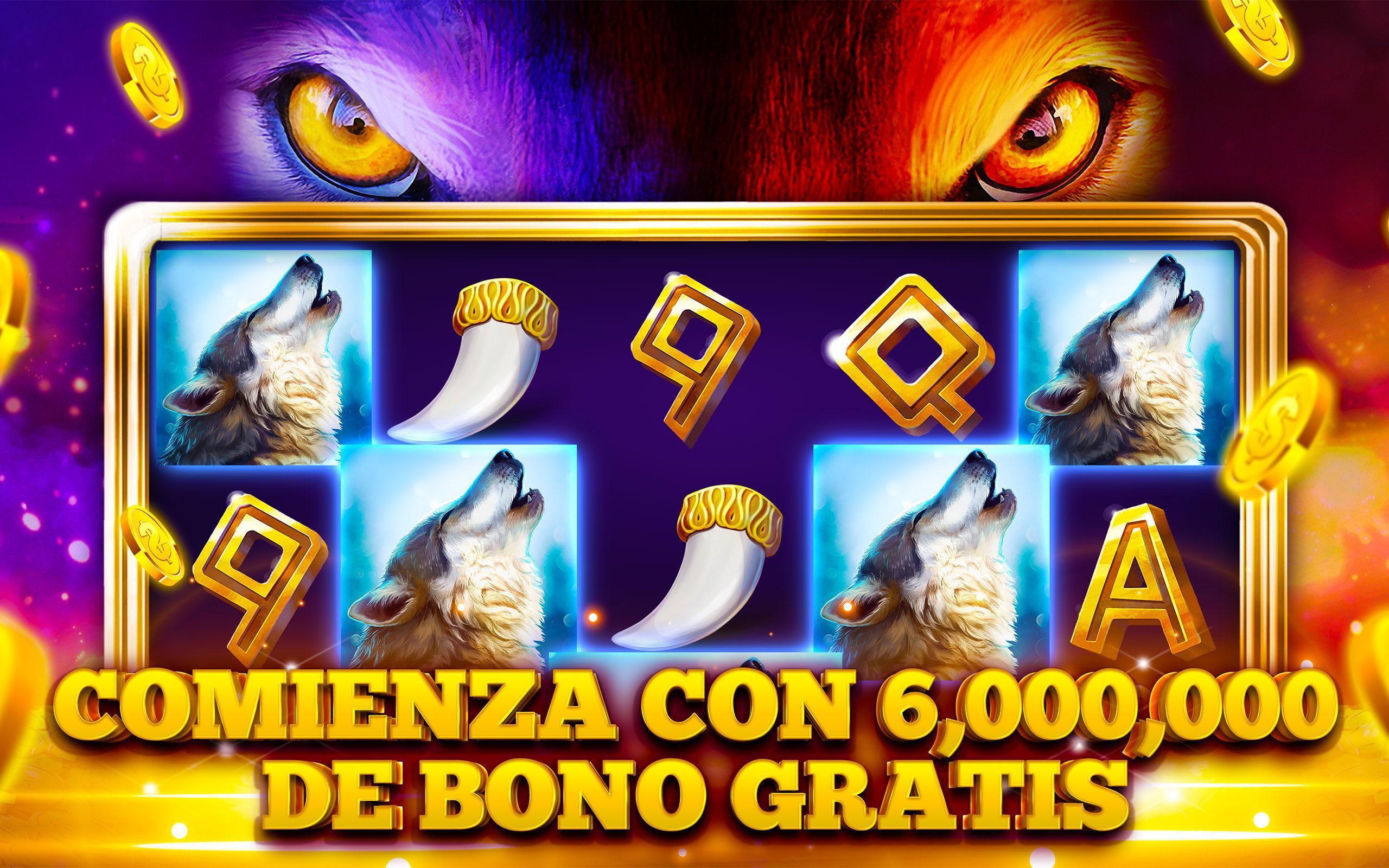 Juegos de casino gratis tragamonedas wolf run
