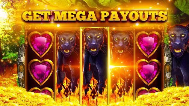Slots Wolf Magic™ FREE Casino Slot Machine Games screenshot 4