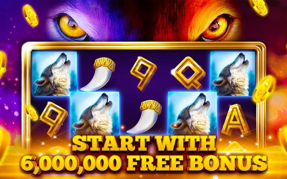 Slots Wolf Magic™ FREE Casino Slot Machine Games screenshot 5
