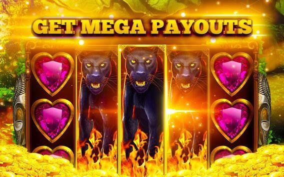 Slots Wolf Magic™ FREE Casino Slot Machine Games screenshot 9