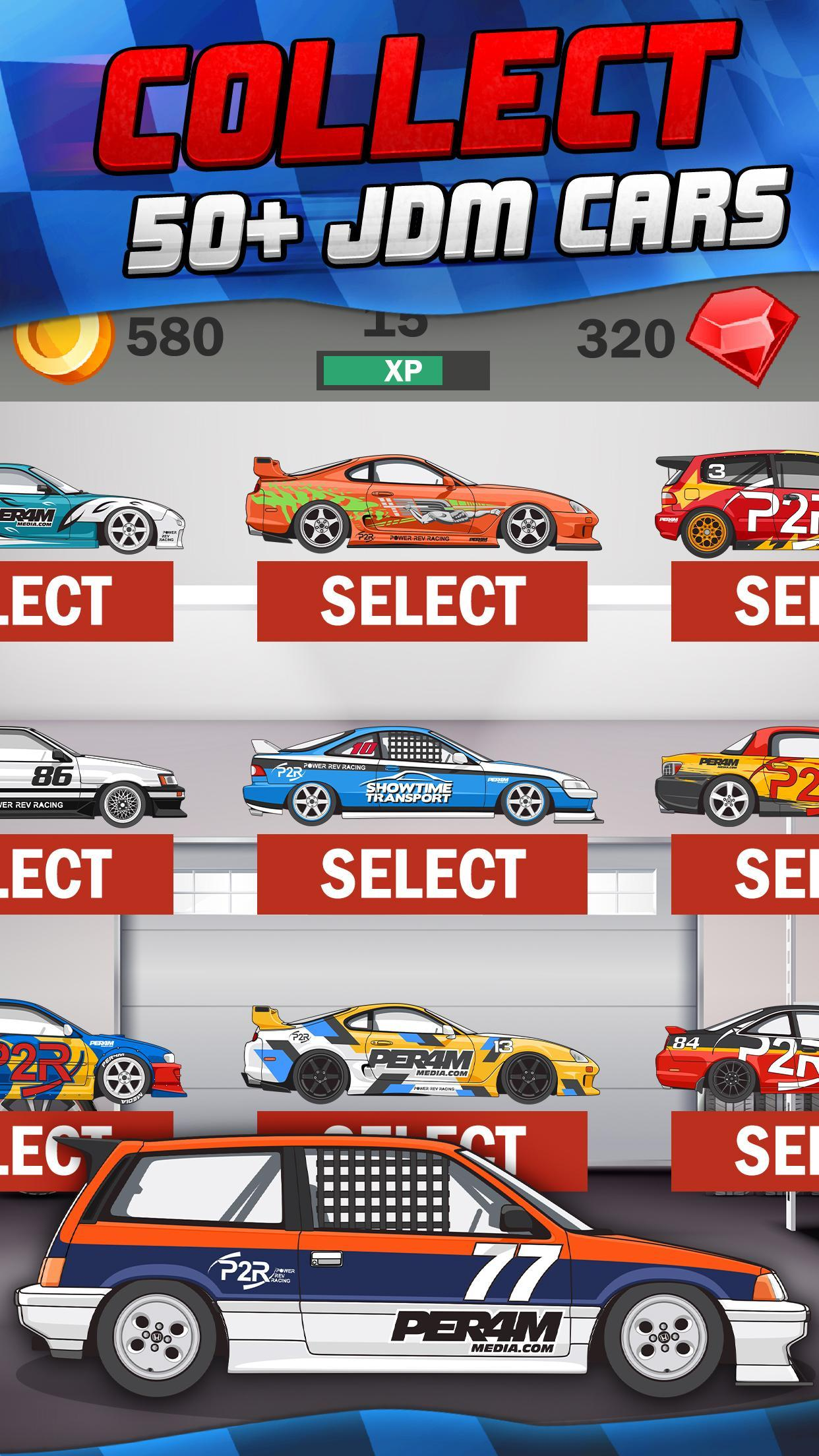 P2r Power Rev Racing For Android Apk Download