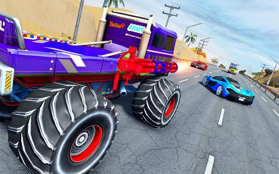 Monster Truck Highway Shooting screenshot 4
