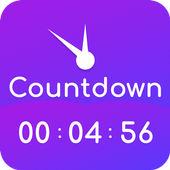 Final Countdown Timer-icoon