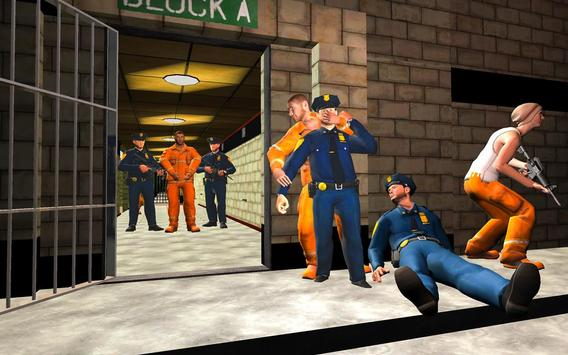 Grand Prisoner Strike screenshot 10