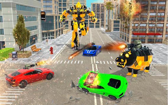Grand Bull Rampage:City Attack screenshot 8