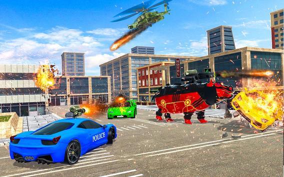 Grand Bull Rampage:City Attack screenshot 9