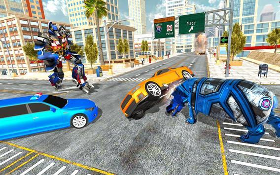 Grand Bull Rampage:City Attack screenshot 1