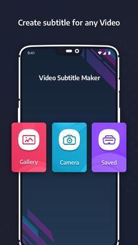 Video Subtitle Maker poster