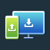 TV file transfer иконка