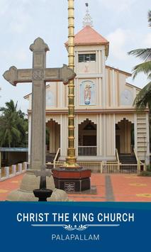 Christ The King Church Palapallam poster