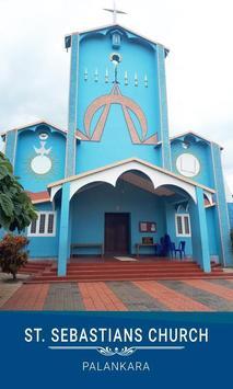 ST. SEBASTIANS CHURCH PALANKARA poster