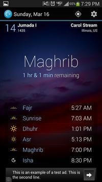 Beautiful Prayer Times screenshot 4