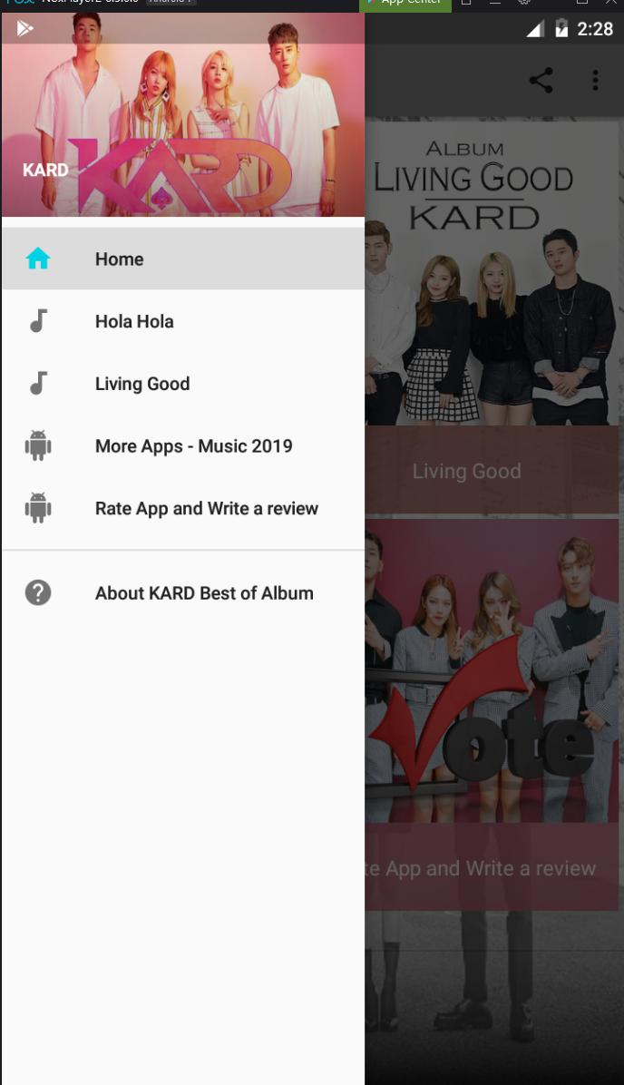 Kard Best Of Album For Android Apk Download
