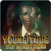Top Music Free Young Thug icon