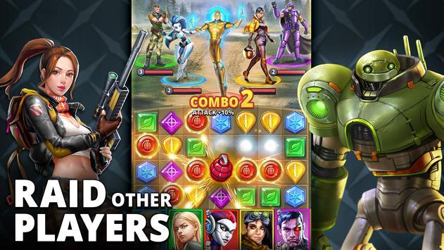 Puzzle Combat: Match-3 RPG screenshot 3