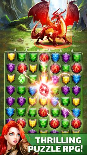 Download Empires & Puzzles: Epic Match 3 Apk For Android