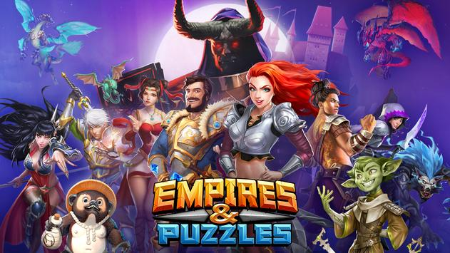 Empires & Puzzles: Эпичная головоломка скриншот 5